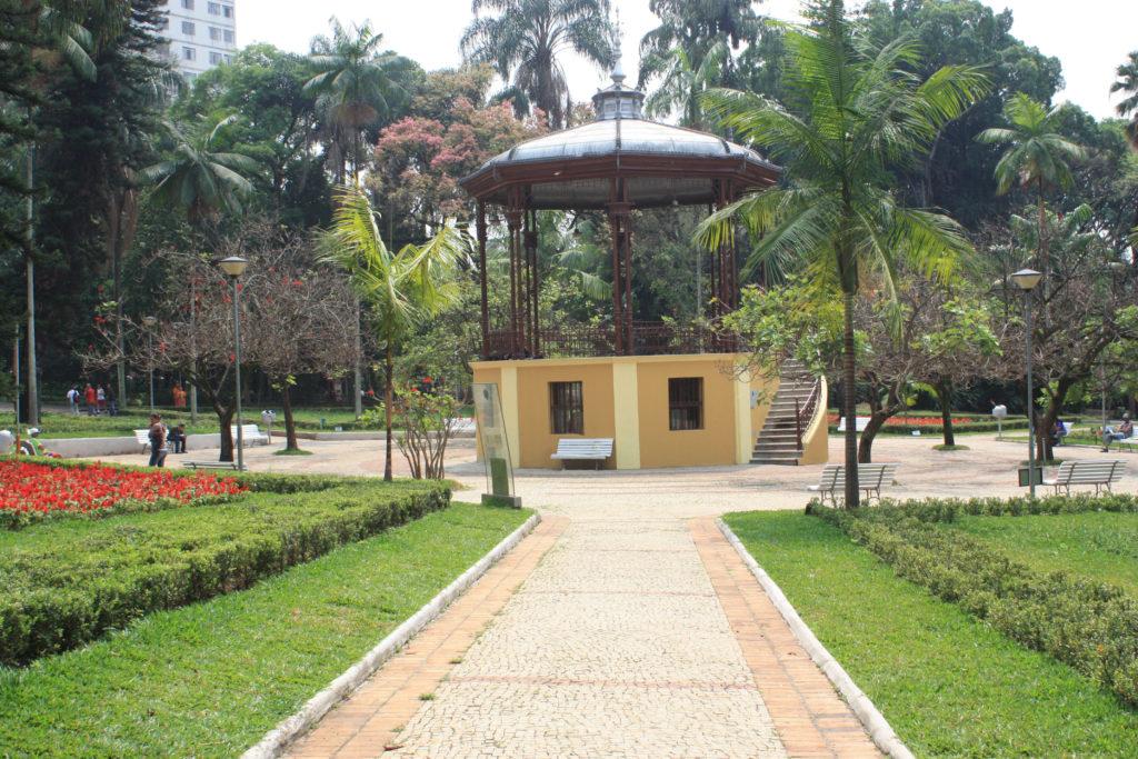 coreto parque municipal foto andre zuliani