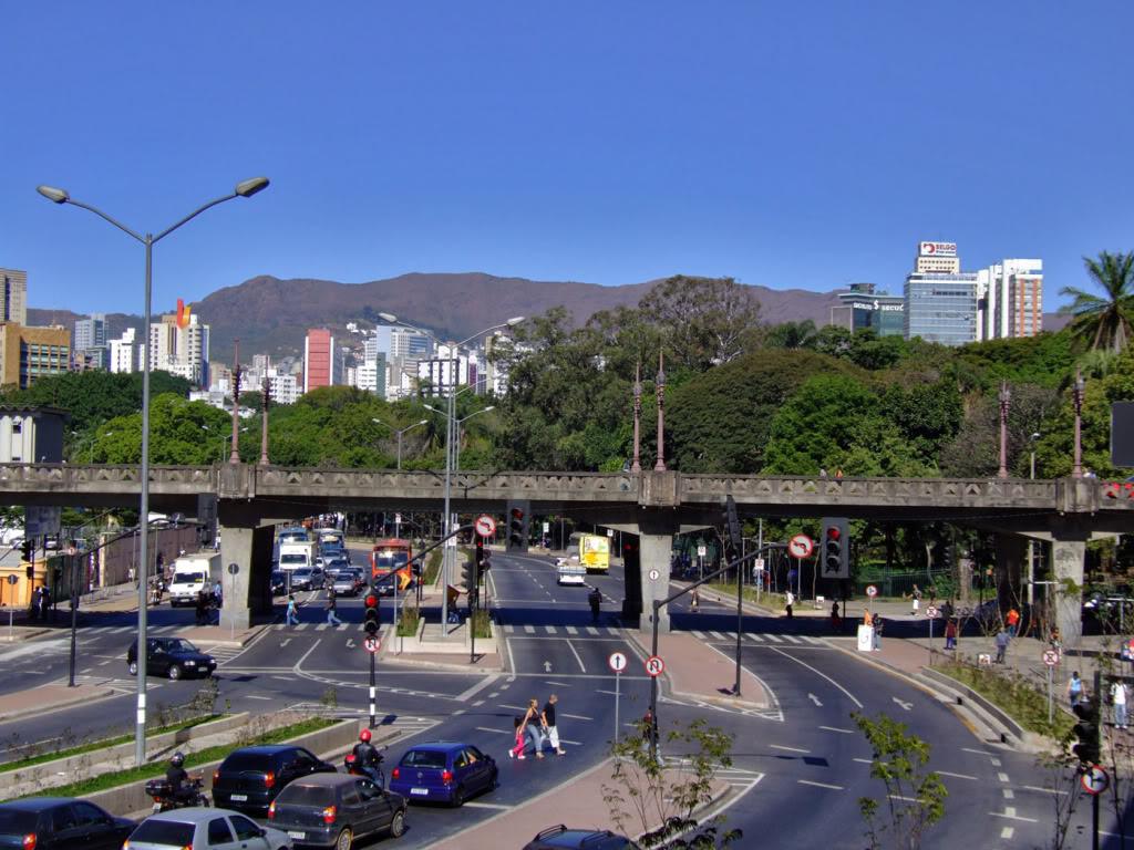 avenida andradas com viaduto santa tereza