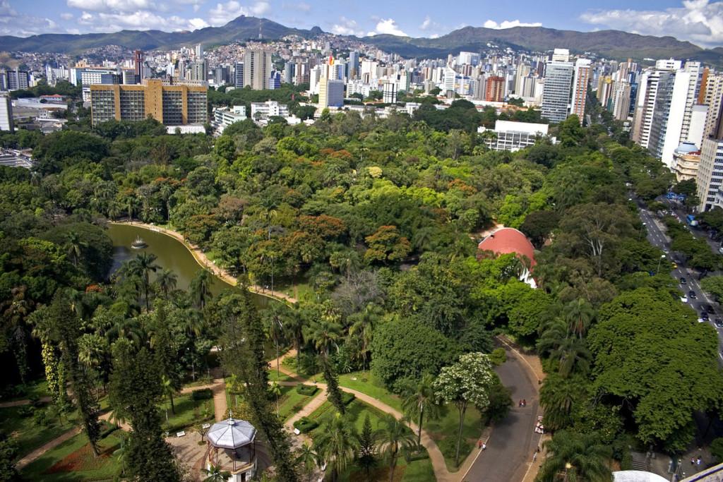 vista aerea alameda parque municipal